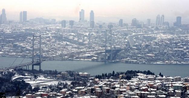 İstanbul'da Hafta Sonu Hava Durumu Nasıl Olacak?