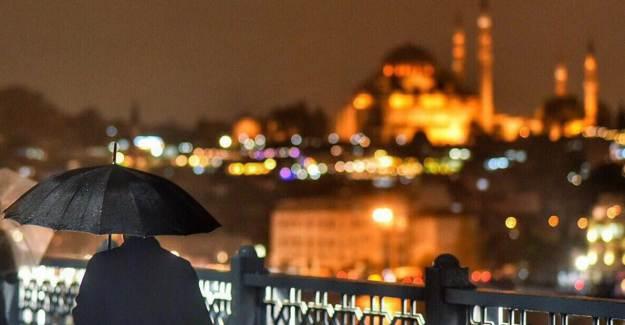 İstanbul'da Hava Durumu 22 Mayıs 2020