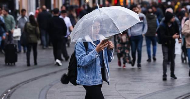 İstanbul'da Hava Durumu 23 Mayıs 2020