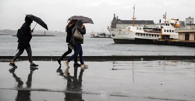 İstanbul'da Hava Durumu 27 Mayıs 2020