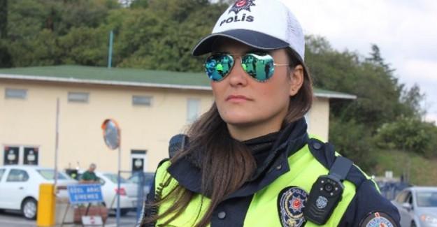 İstanbul'da Polisler Yaka Kamerası Takacak