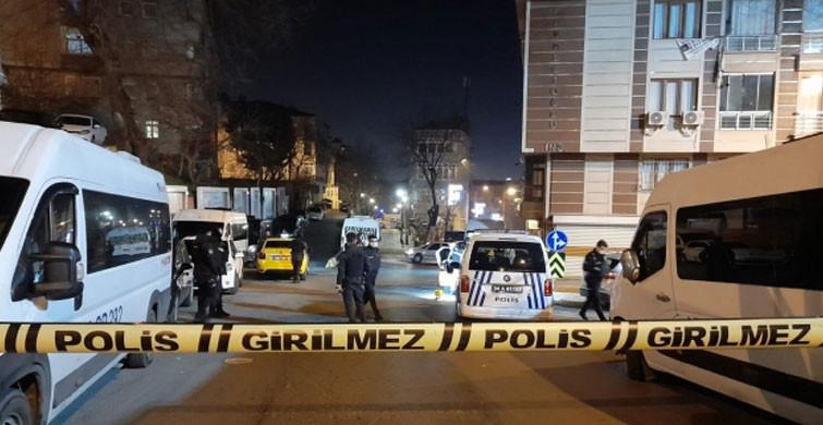 İstanbul'da Silahlı 3 Kişi Taksiciyi Rehin Aldı