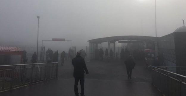 İstanbul'da Sis Nedeniyle Görüş Mesafesi 10 Metreye Kadar Düştü