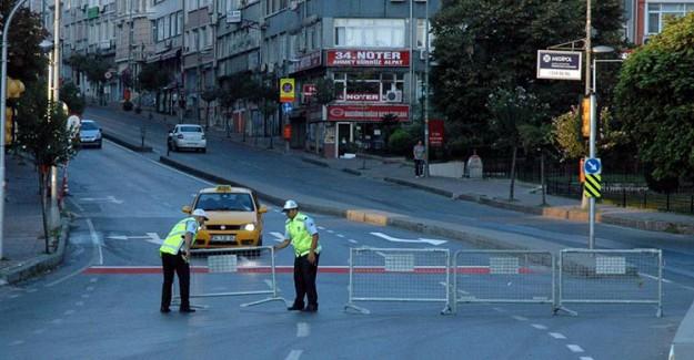 İstanbul'da Yarın Bazı Yollar Maç Sebebiyle Kapalı Olacak