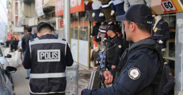 İstanbul'da Yılbaşı Öncesi Huzur Ve Güven Uygulaması