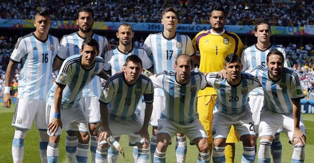 İşte Arjantin'in Dünya Kupası Kadrosu!