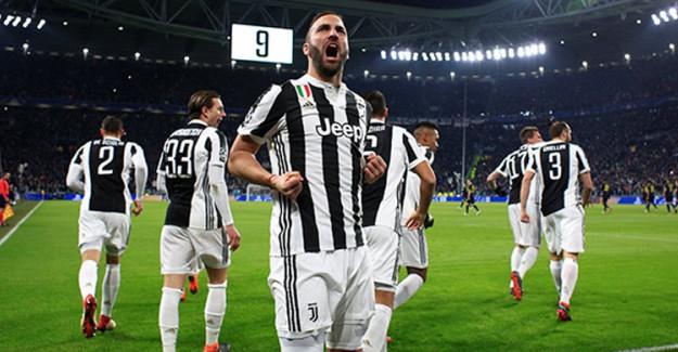 İşte Juventus-Tottenham Maçının Özeti