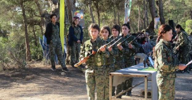 İşte PKK/YPG'nin Silah Altına Aldığı Çocuklar