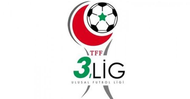 İşte TFF 3. Lig Play Off Final Programı!