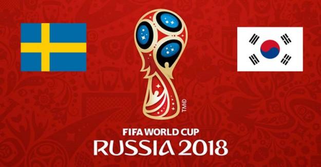İsveç ve Güney Kore 5. Kez Kozlarını Paylaşıyor!