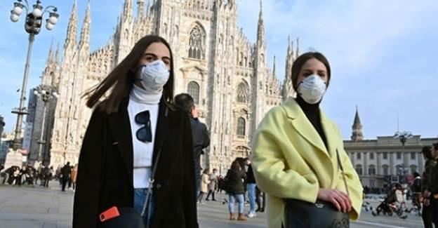 İtalya Günlük Vaka Sayısında Rekor Kırdı