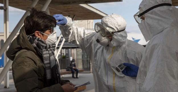 İtalya'da Coronavirüs Vaka Sayısı 100 Bini Geçti!