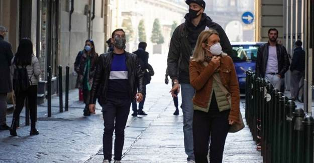 İtalya'da Ölüm Sayıları Korkutucu Boyutta