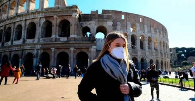 İtalya'da Salgından Ölümler Devam Ediyor