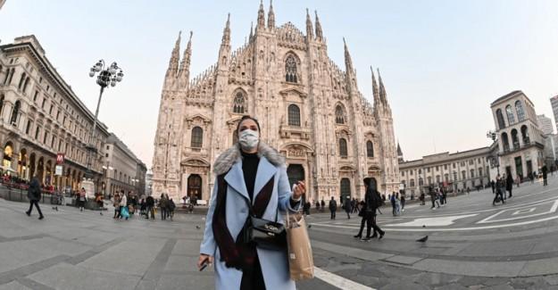İtalya'da Son 24 Saatte Coronavirüsten 601 Kişi Yaşamını Yitirdi