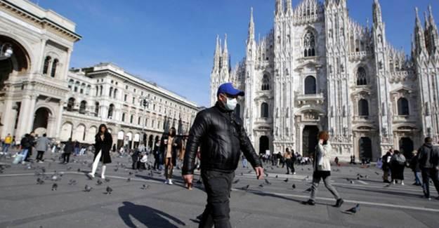 İtalya'da Vaka Sayısı Artıyor