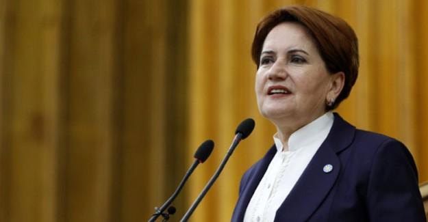 İYİ Parti Genel Başkanı Meral Akşener, Kendisine Bakanlık Teklifi Edildiği İddiasına Cevap Verdi