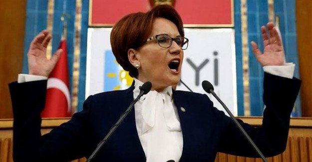 İYİ Parti Lideri Meral Akşener'den Siyasi Tarihe Geçecek Gaf!