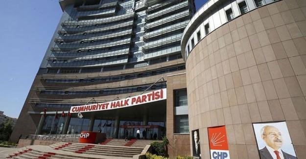 İYİ Partili Heyet CHP Genel Merkezi'nde