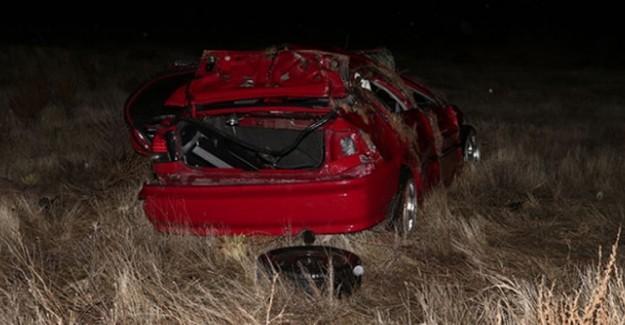 İzine Gelen Uzman Çavuş Trafik Kazasında Öldü