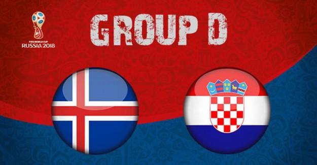 İzlanda ve Hırvatistan 7. Kez Kozlarını Paylaşıyor!