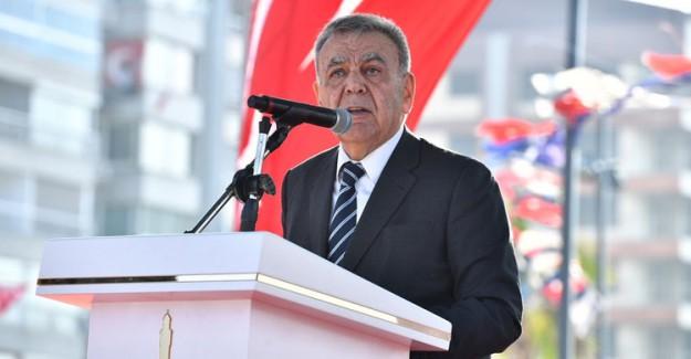 İzmir Büyükşehir Belediye Başkanı Aziz Kocaoğlu, Vatandaşa Bedava Gıda Dağıtacak