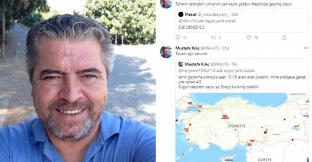 İzmir Depremi 15 Saat Önceden Bildirildi!