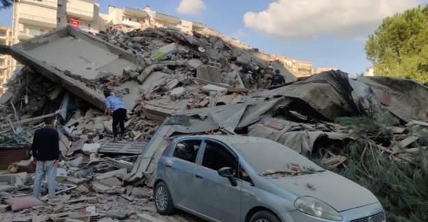 İzmir Valisi Köşger Depremin Hasar Boyutunu Açıkladı!