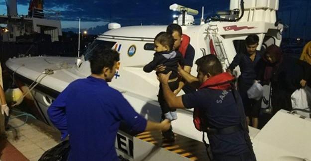 İzmir'de 80 Kaçak Göçmen Yakalandı