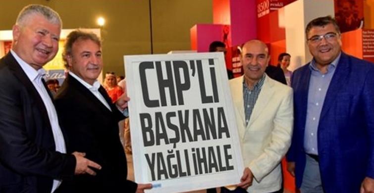 İzmir'de CHP'li Başkana Yağlı İhale Verildi Yüz Binlerce TL'yi Cebe İndirdi!