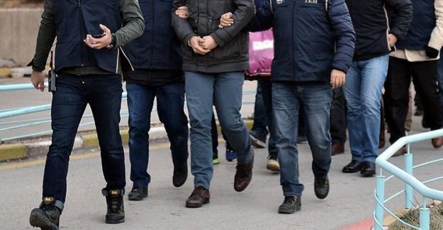 İzmir'de DEAŞ Operasyonu! 8 Gözaltı