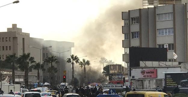 İzmir'de Bomba Yüklü Araçla Hain Terör Saldırısı! 2 Terörist Öldürüldü
