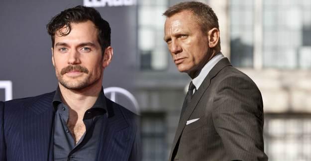 James Bond İçin Yeni Talip Henry Cavill