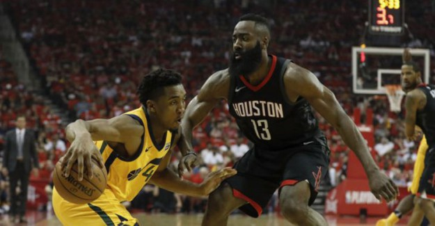 James Harden Coştu, Houston Rockets Kazandı!