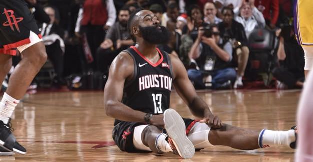 James Harden'ın 50 Sayısı Rockets'ı Galibiyete Taşıdı!