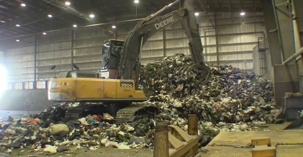 Japonya Çöpten Uçak Yakıtı Üreticek