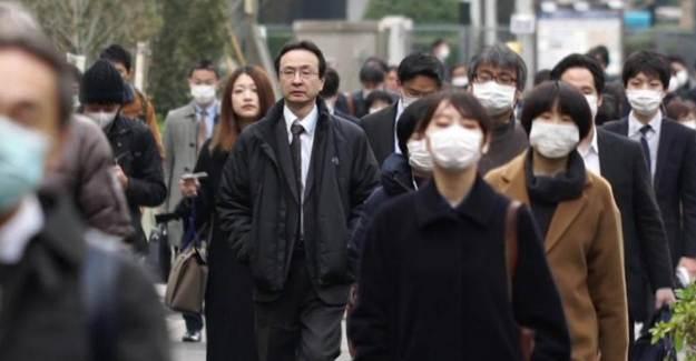 Japonya'da Covid-19'dan Yeni 26 Ölüm