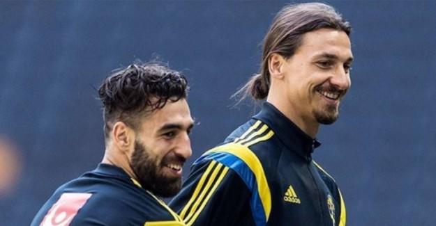 Jimmy Durmaz'dan Ibrahimovic Açıklaması: ''İnşallah Galatasaray'a Gelir''