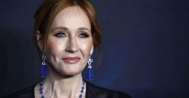 J.K. Rowling: Harry Potter'ı Hayatımı Mahvettiğim İçin Yazabildim