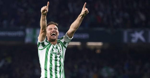 Joaquin Sanchez, Real Betis'de 1 Yıl Daha Oynayacak