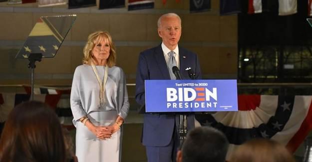 Joe Biden: Ülkeyi Karanlıktan Çıkaracağım