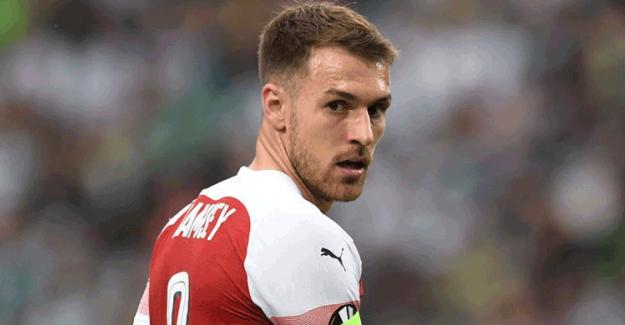Juventus Aeron Ramsey Transferini Resmen Açıkladı