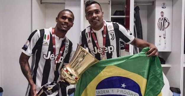 Juventus, Brezilyalı Yıldızıyla Nikah Tazeledi!