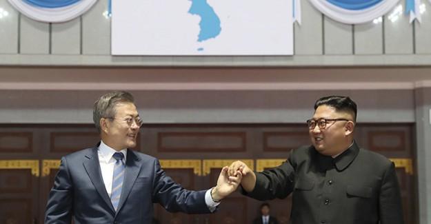 K. Kore ve G. Kore Arasındaki Gerginlik Azalıyor