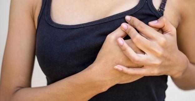 Kadınlarda Göğüs Ağrısı