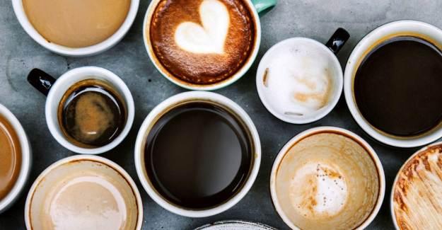 Kahvenizi Daha Sağlıklı Bir Hale Getirin!