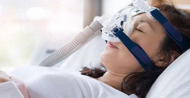 Kalp Hastalarının Uyku Apnesi Tedavisinde Geç Kalınmamalı