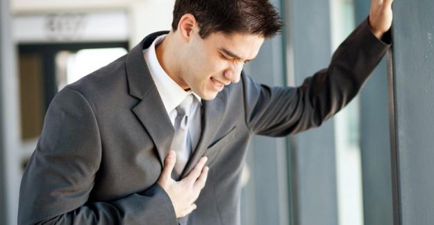 Kalp Sıkışması