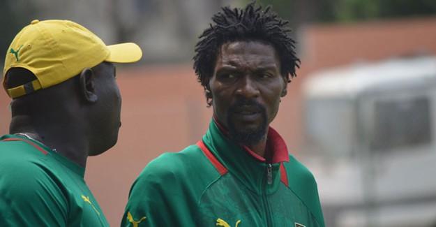 Kamerun U23 Milli Takımı'nın Yeni Teknik Direktörü Rigobert Song Oldu!