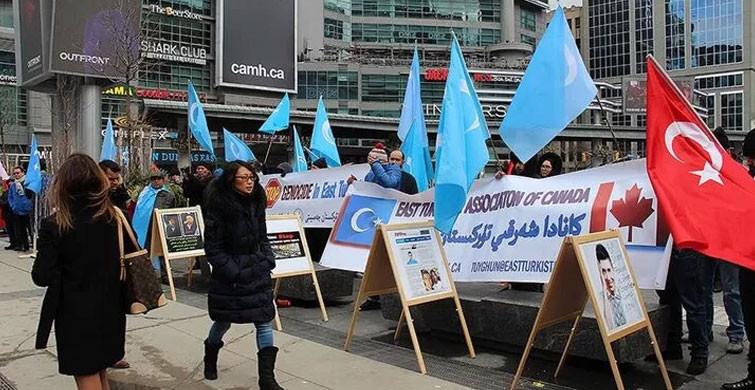 Kanada, Çin'in Uygur Türklerine Yaptığı Uygulamalarını 'Soykırım' Olarak Değerlendirdi